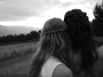 Hanna and Jess
