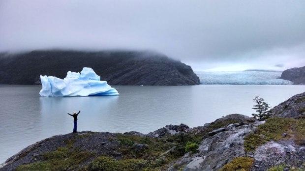 Me and Glacier Gray