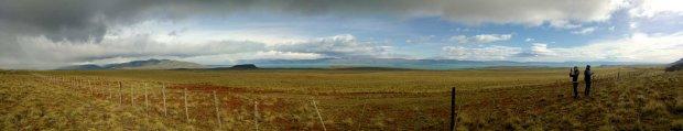 El Calafate Panorama