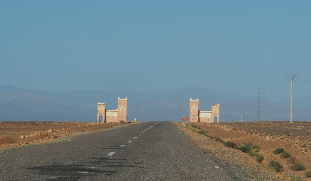 Moroccan city gates