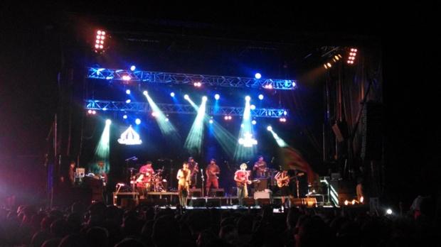 Txarango Clownia concert