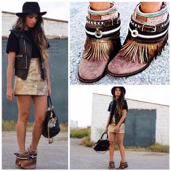Emonk Ibiza Boho Boots