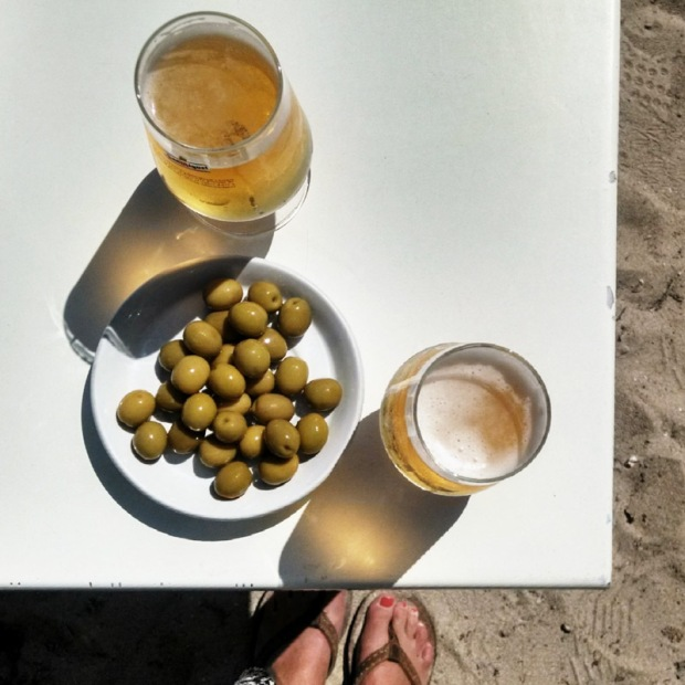 BEST SPANISH OLIVES EVER