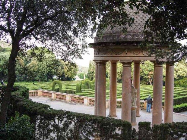 Labyrinth Park Barcelona
