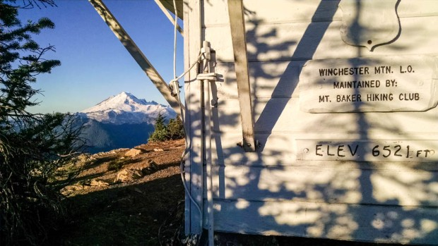 Winchester Mountain Lookout