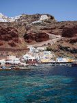 Small port near Oia